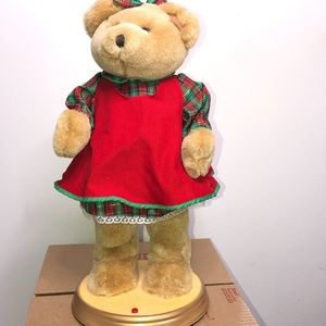 """Toys""""R"""" Us Positively Northpole 18"""" Hip Swinging Bear -DISPLAY ONLY!"""